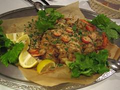 grilled splendid alfonsino