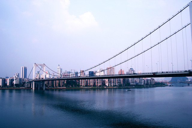 hongguang bridge, liuzhou