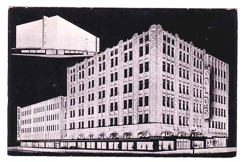 Lincoln Ne Gold S Department Store No Date On The Nationa Flickr Photo Sharing