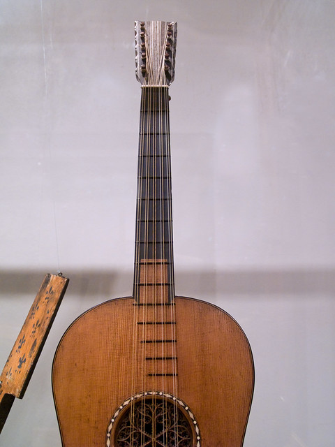 Photo:Stradivaruis Guitar - 1700 By ljguitar