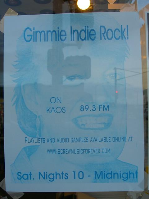 Header of Indie rock