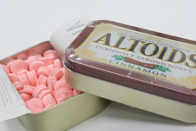 Altoids - cinnamon