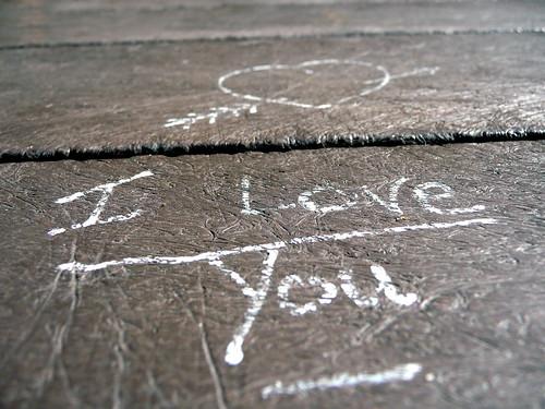 ♥  I love you...