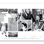 Brighton Unemployed Centre Families Project - Annual Report 2007 Back Cover