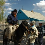 Horse Riding in Kyrgyzstan