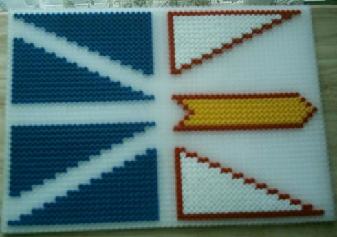 Woolen Socks Knitting Pattern : Newfoundland Flag Explore sjparsons06s photos on Flickr. ? Flickr - ...