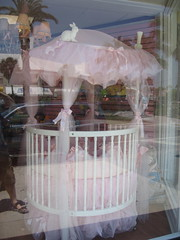 furniture, infant bed, baby shower, pink, baby products,