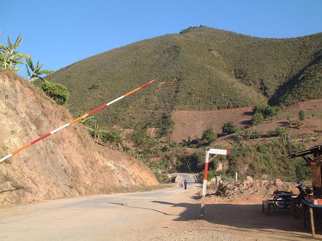 Kyaing Tong, janvier 2006