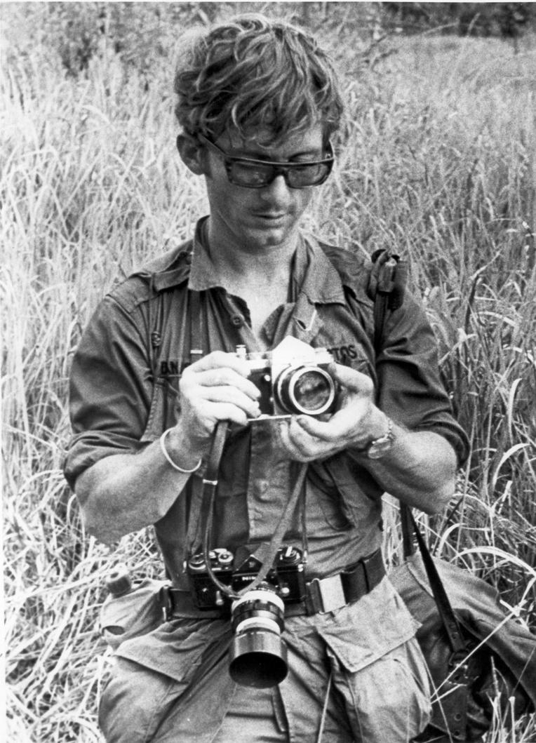 Dispatches, Vietnam Michael Herr