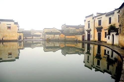 Hong Village / 宏村 - 無料写真検索fotoq