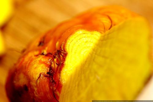 tip of a golden beet    MG 9474