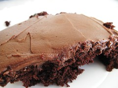 chocolate cake, torta caprese, ganache, peanut butter cup, baked goods, sachertorte, flourless chocolate cake, produce, food, dish, chocolate brownie, chocolate,