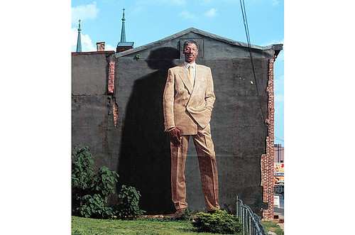 kent twitchell dr j mural in philadelphia flickr photo