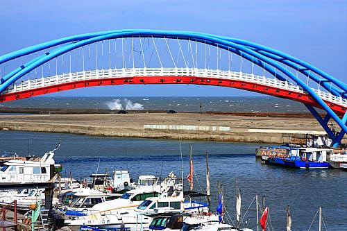 KH32永安漁港-彩虹橋