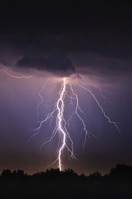 Ka-boom (lightning) from Flickr via Wylio