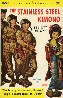 Perma Books M-3011 - Elliott Chaze - The Stainless Steel Kimono