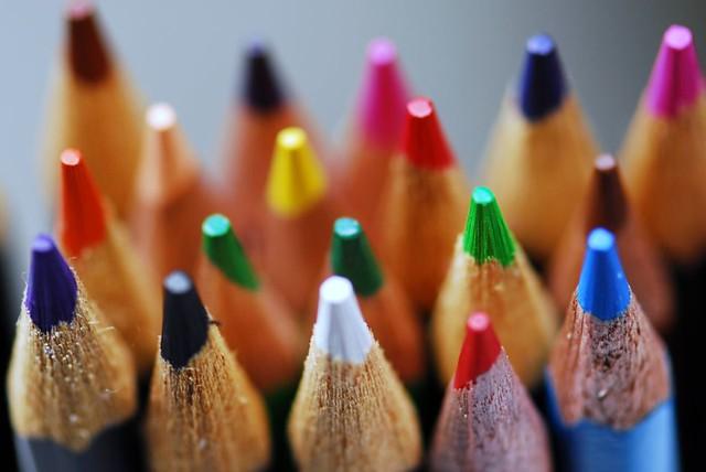SuperMacro Pencils