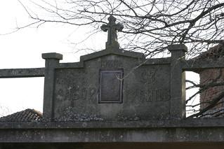 Detail of gate