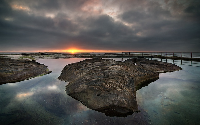 Dawn at North Curly