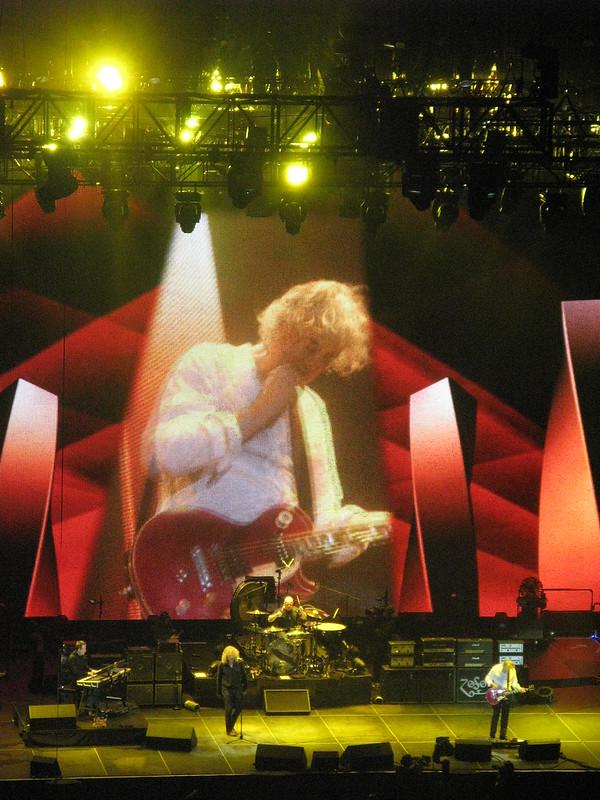 Led Zeppelin 10thDec 2007 O2 Arena