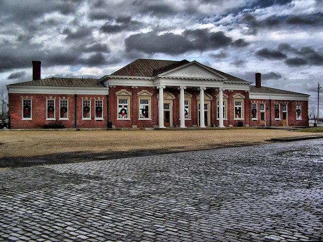 Union Station: Petersburg, Virginia