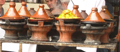 Marrakesh/ tajines