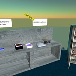 Second Life: Genome Island