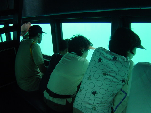 Submarine Tour