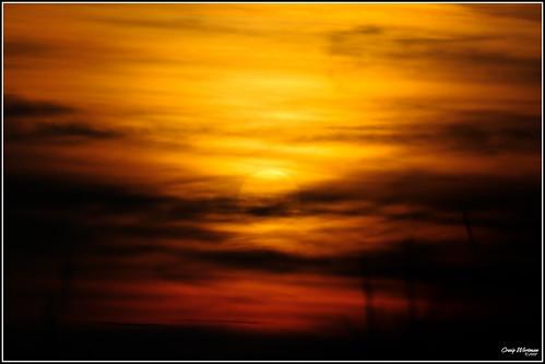 sunset red orange mountain river nikon flickr zoom poconos setting vr camelback d300 70300mmvr craigwortman