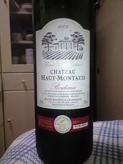 Chateau Haut-Montaud Bordeaux 2005