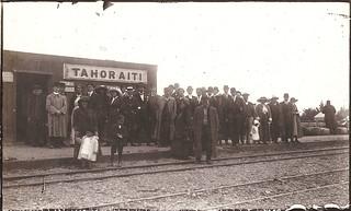 Train Station Tahoraiti