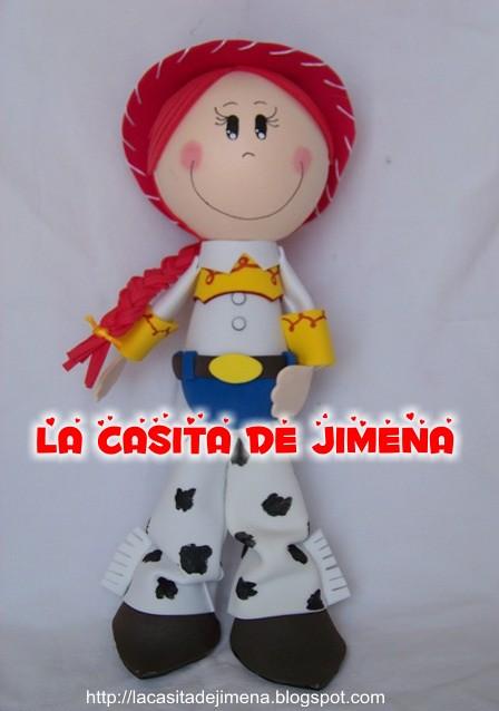 Fofucha Toy Story Jessi Vaquerita   Flickr - Photo Sharing!