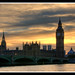 Houses of Parliament Sunset HDR by Simon Vardy
