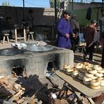 Xinjiang Food: Girde Nan - Kashgar, China