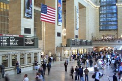 Grand Central Terminal lobby, New York City