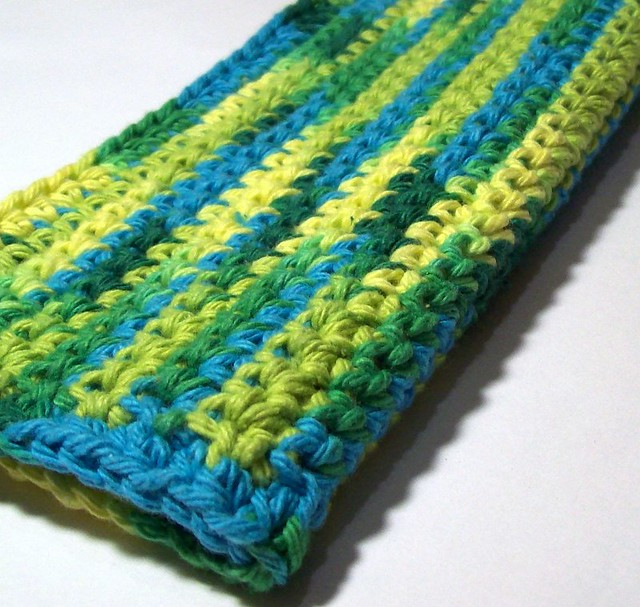 Crochet In Blue And Green A Gallery On Flickr