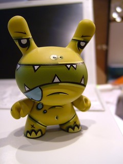 Dunny Series 3 - Joe Ledbetter