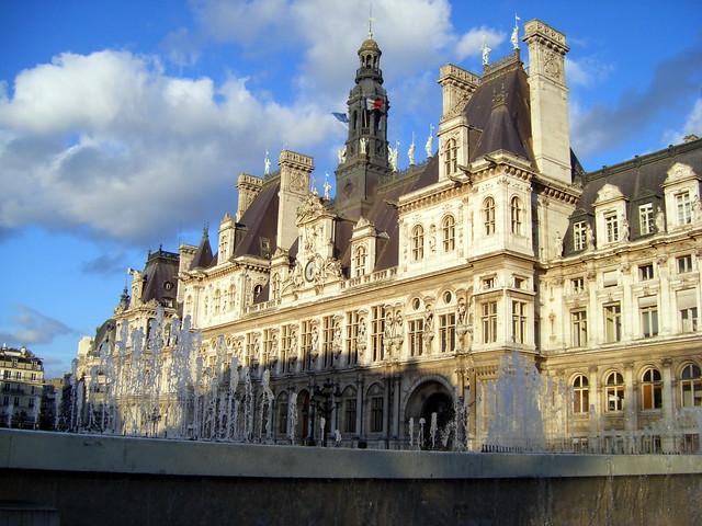 H Tel De Ville De Paris Flickr Photo Sharing