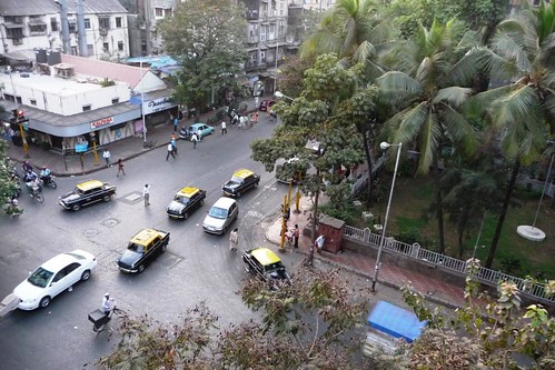View From Railway Hotel - Mumbai, India