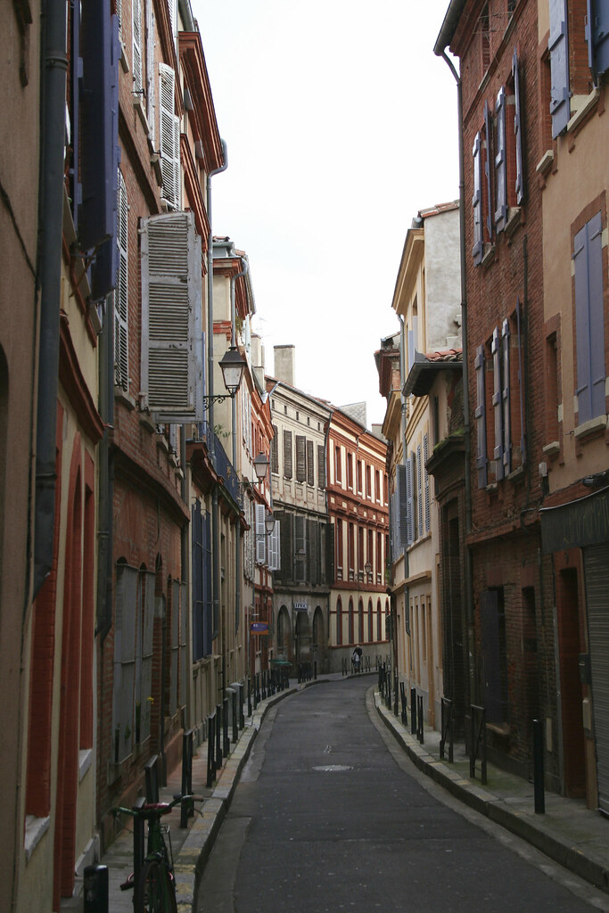 Streets of Toulouse by Andrey Belenko, on Flickr