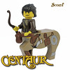 Centaur - Scout (Dark Tan)(Loose 2)