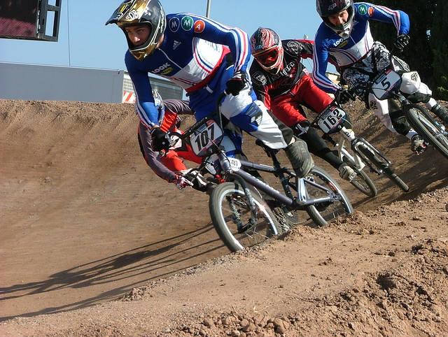 BMX Supercross World Cup in Frejus