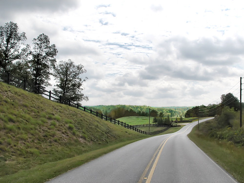 road trees sun grass clouds rural painting georgia psp view country canons2is polkcountyga ©melissapadilla