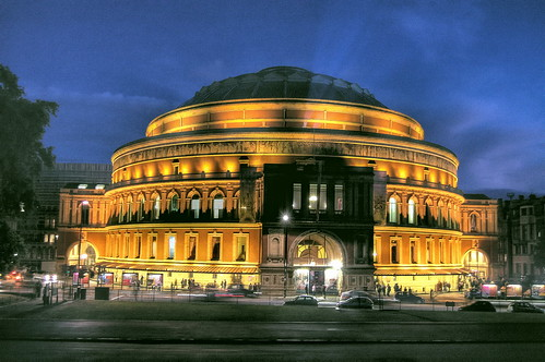 Music Albert Hall (HDR) - London