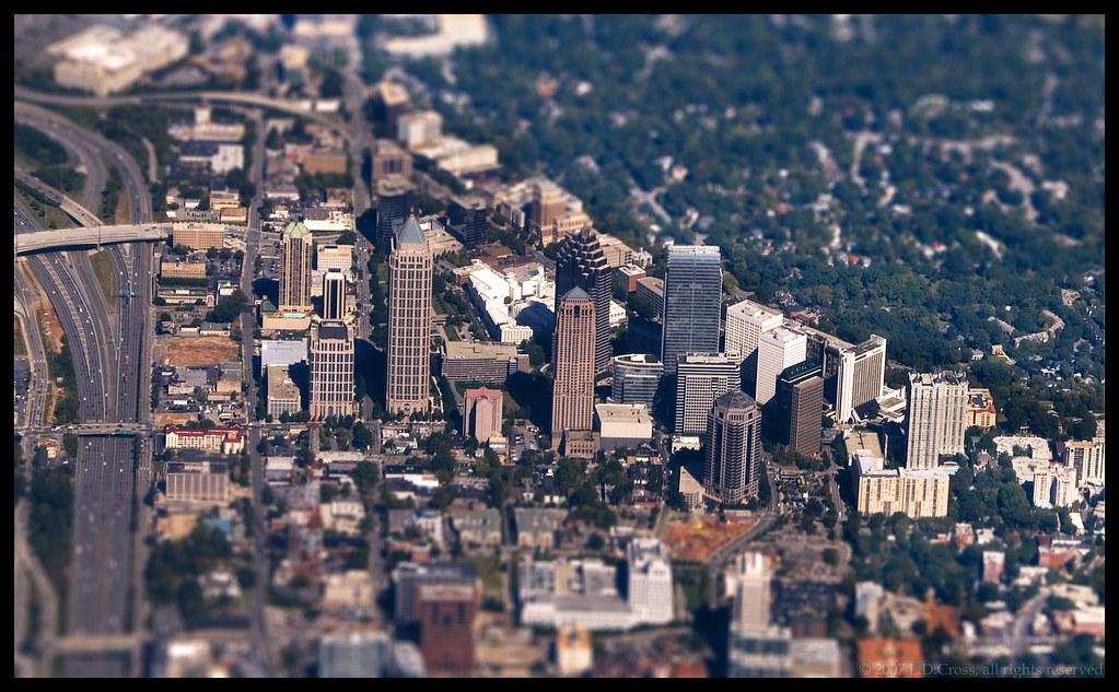 Model Atlanta by onrivertime