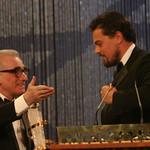 Martin Scorsese: Martin Scorsese y Leonardo DiCaprio