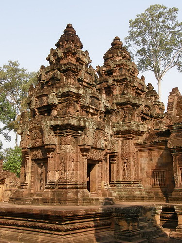 Temples near Angkor Wat