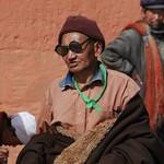 Cool Tibetan Man - Xiahe, China