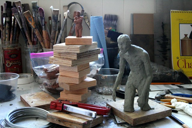 Sculpture Studies-Day 2