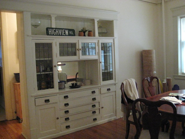 2541742245 f77d2ff6a1 - Dining room built ins ...